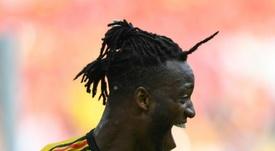 El Sevilla sigue muy de cerca al jugador belga. AFP