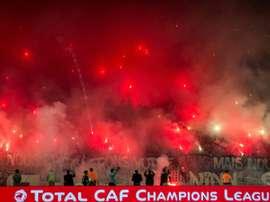 La finale de la Ligue des champions de la CAF en un seul match à partir de 2020. AFP