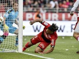 Tout le monde n'est pas en forme en Ligue 1. AFP
