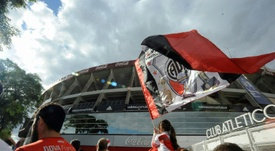 Le club de River Plate sanctionné