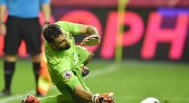 Rui Patricio y los penaltis amargan al City. AFP