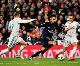 Neymar verso il Real Madrid? AFP