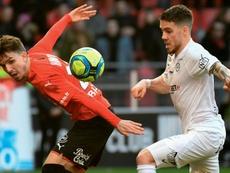 Un cas positif de Covid-19 dans l'équipe de Montpellier. AFP