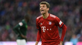 Matthaus asks for Muller's contract to be renewed! AFP