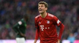 Lothar Matthäus no quiere que se vaya Müller del Bayern. AFP