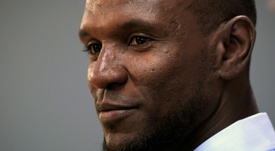 Abidal underwent the transplant in 2012. AFP