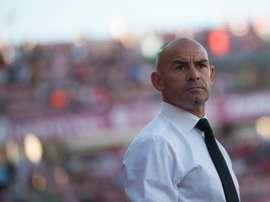 Jemez was critical of Zidane for coaching before getting all of his permits. AFP