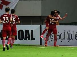 El SIPG jugará la Champions. AFP