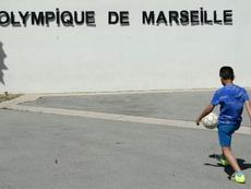 À Marseille, le soleil de la formation se lève. AFP