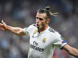 Bale is back fit following a groin injury. AFP