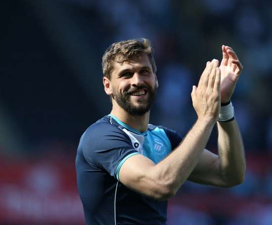 Llorente has attracted interest from lots of Spanish clubs. AFP