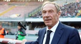 Zdenek Zeman cree que la Juve será la campeona. AFP