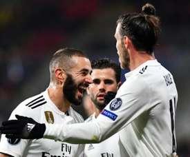 Benzema meilleur que la saison passée. AFP