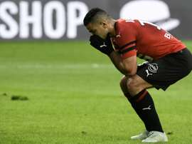 Rennes a son destin entre ses mains. AFP