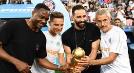 ¿Un campeón del mundo en la agenda de Tigres? AFP