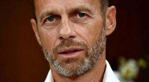 Aleksander Ceferin est optimiste en ce qui concerne l'avenir. AFP