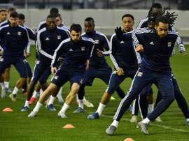 Lyon rêve d'exploit contre la Juventus. AFP