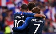 Paris veut le duo Mbappé-Griezmann. AFP