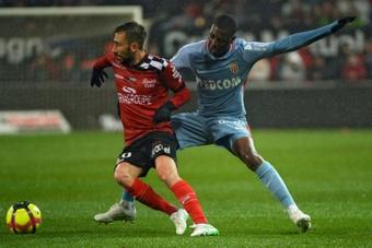Fodé Ballo-Touré signe à Milan. AFP