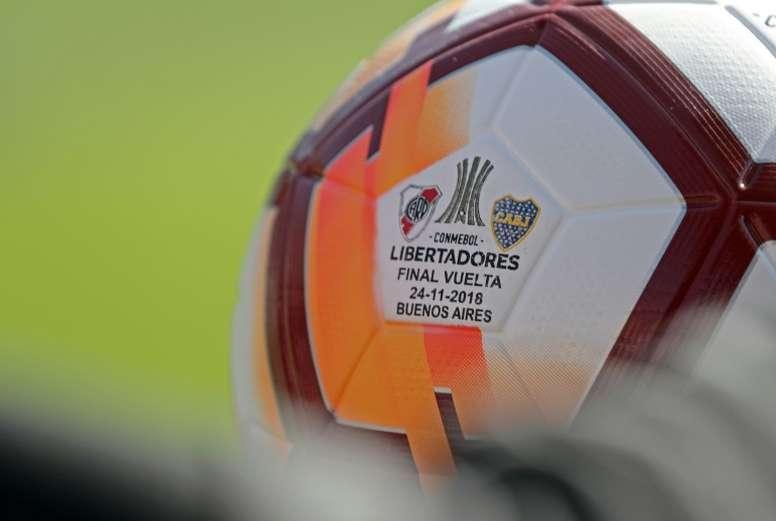 Nuova decisione di CONMEBOL. AFP