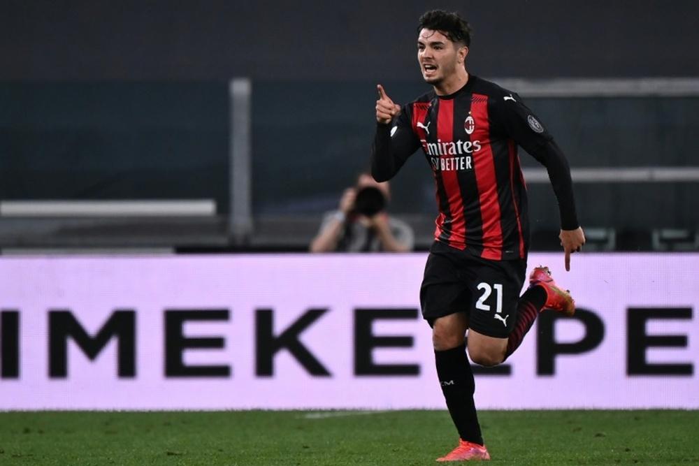 Ultim'ora del calcio italiano in data 23 agosto 2021. AFP