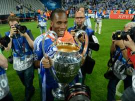 Drogba donne son choix pour le Ballon d'Or. AFP