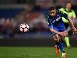 Defrel pode mudar de clube dentro da Serie A. AFP