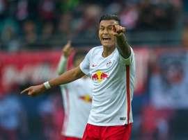 Selke se formó en las categorías inferiores del Werder. AFP/Archivo
