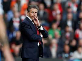 Puel's men gave him the win over his former club. AFP