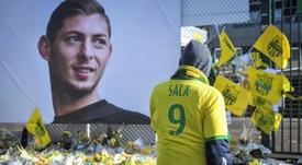 Sala tendrá su nombre en un estadio de Argentina. AFP