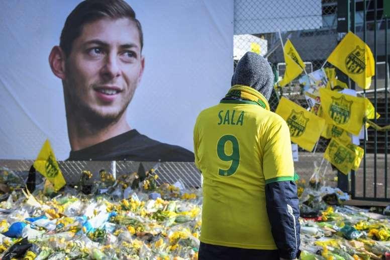 La FIFA quiere paz entre Nantes y Cardiff por Emiliano Sala. AFP