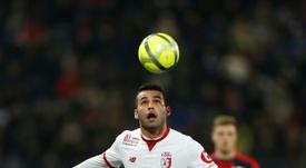 Thiago Maia vers Flamengo. AFP