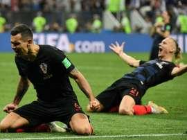Lovren jouera la finale de Coupe du Monde. AFP