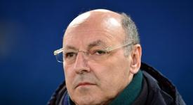 Giuseppe Marotta falou sobre CR7. AFP