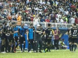 Maradona renaît. AFP
