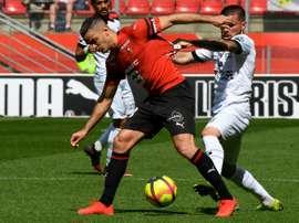 Hatem Ben Arfa est de nouveau associé à l'AS Saint-Étienne. ASSE