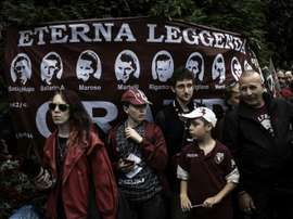 A Torino player has tested positive. AFP