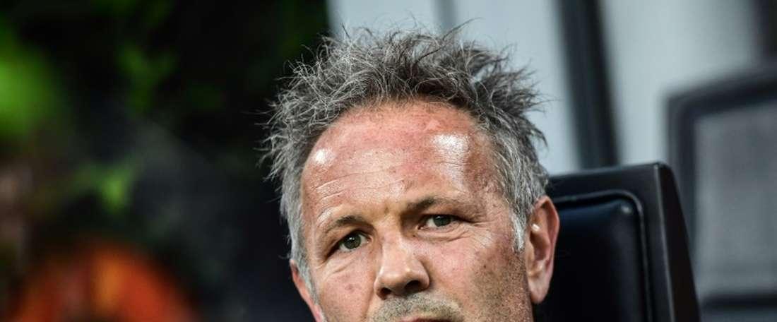 Bologne se maintient, la Lazio au ralenti. AFP
