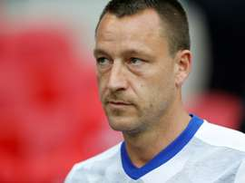 Joh Terry says he is not ready to take the role of manager. AFP