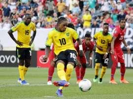 La Jamaïque et les Etats-Unis complètent le dernier carré de la Gold Cup. AFP