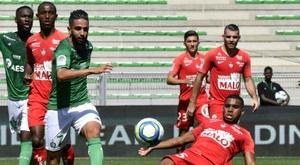 Saint-Étienne et Reims ne confirment pas. AFP
