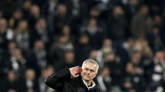Mourinho disse que nunca treinaria o Tottenham. AFP