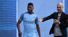 El finalista del Golden Boy al que Guardiola le negó el firmamento es hoy un fichaje ruinoso. AFP