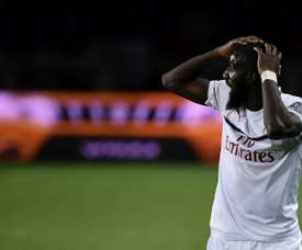 Bakayoko will be able to play with Chelsea next season. AFP