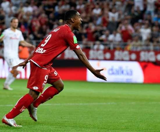 Wesley Saïd signe pour quatre ans à Toulouse. AFP
