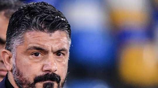Gattuso perde sua irmã Francesca. AFP
