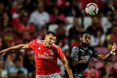 Mais um interessado em Ruben Dias. AFP