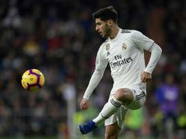 Asensio is back. AFP