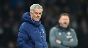 Mourinho veut recruter un compatriote pour sa défense. AFP
