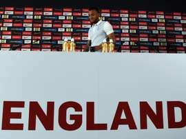 Bertrand says England must not lose focus. AFP